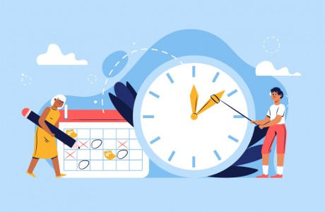 Time Management challenges in the global workplace -